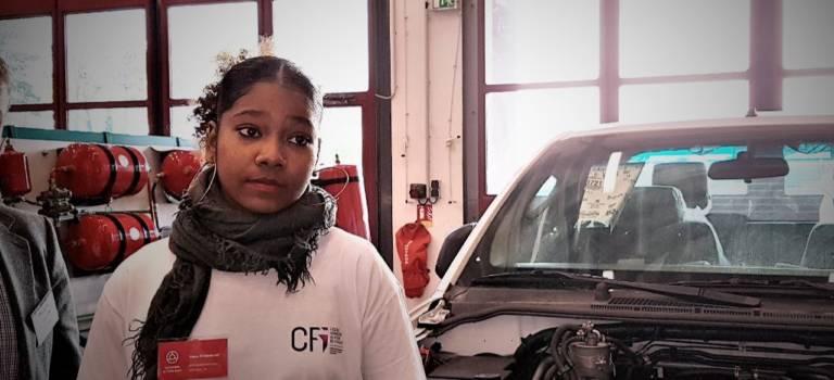 Le parcours d'embûches d'une fille qui aime la mécanique