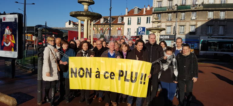 Huit associations attaquent le PLU de Champigny-sur-Marne
