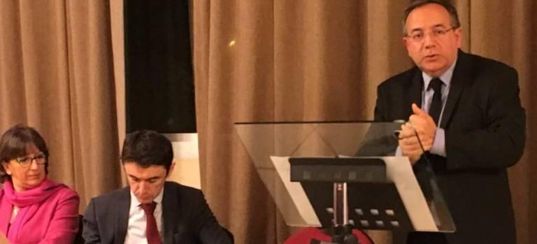 Le Modem 94 a renouvelé son conseil et réélu Didier Dousset
