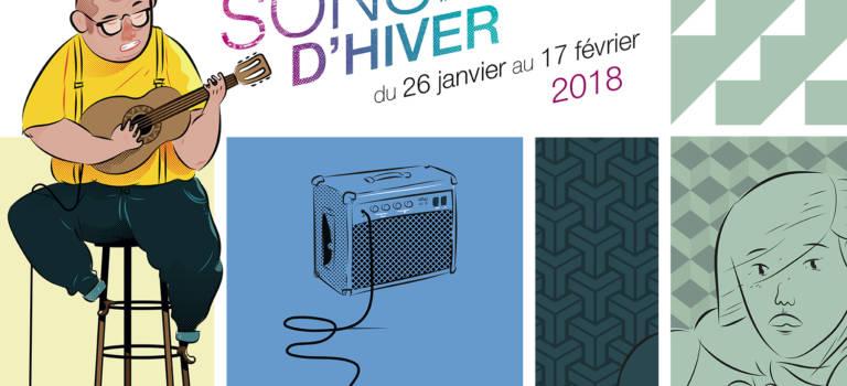 27e édition du festival Sons d'hiver