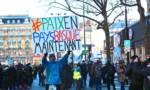 Après Fresnes, les Basques ont manifesté à Paris