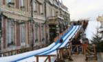 Maisons-Alfort ouvre une piste de luge pour Noël