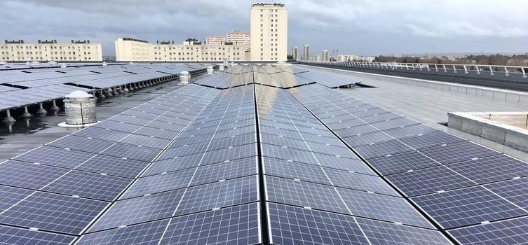 Eau de Paris installe une centrale photovoltaïque à l'Haÿ-les-Roses
