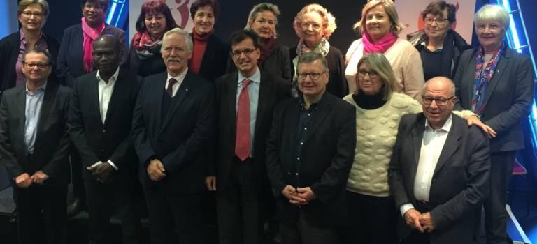 Lancement du réseau des élus solidaires du Val-de-Marne