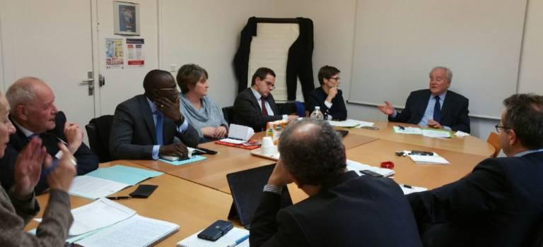 Greffe hépatique à Mondor : Hirsch rassure… ou pas les élus