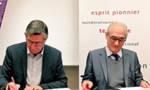 L'Upec signe un partenariat avec Grand Orly Seine Bièvre