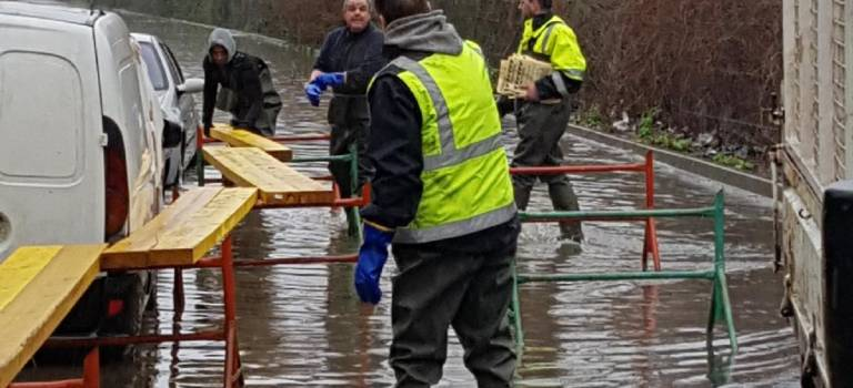 Inondations: le Val-de-Marne en vigilance jaune