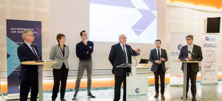 Financer, recruter, réseauter… les chantiers 2018 de la CCI 94
