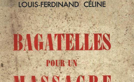 Lettre ouverte de députés LREM contre la réédition des pamphlets antisémites de Céline