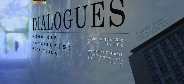 Mémoires, banlieues, addictions: journée débat à Orly
