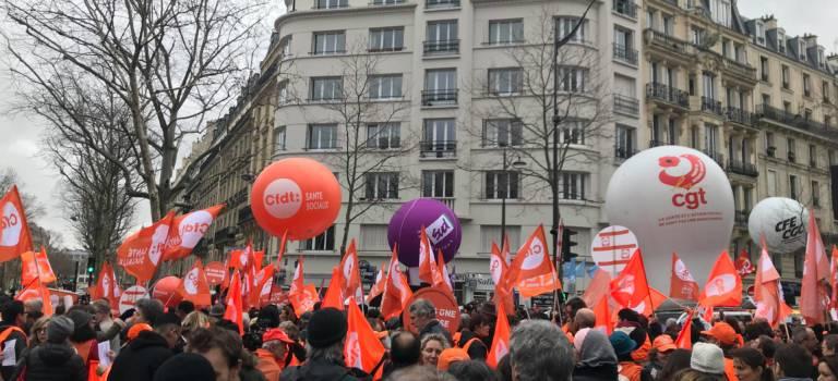 Nouvelle grève dans les Ehpad du Val-de-Marne