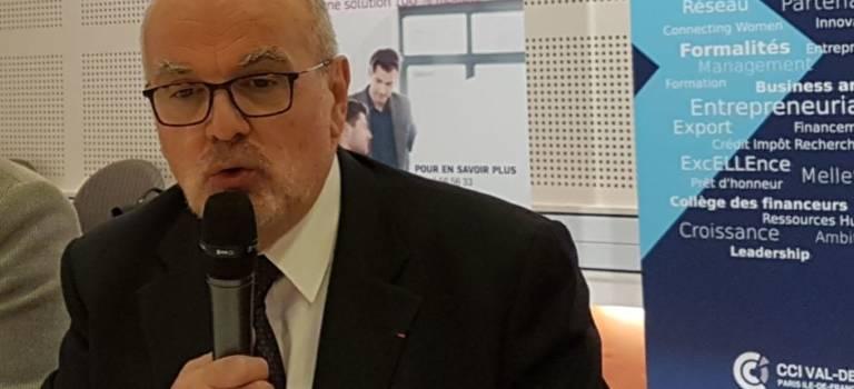 """Grand Paris: """"Attention de ne pas créer du doute"""", prévient Gérard Delmas"""