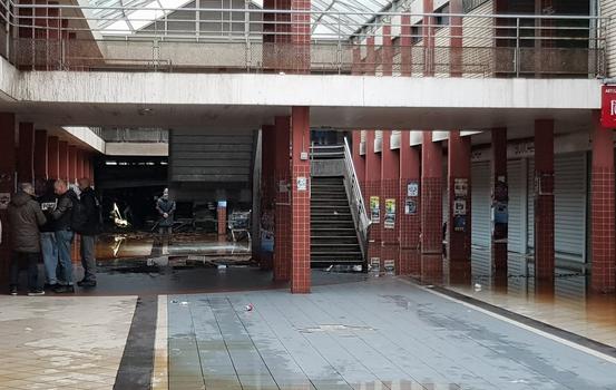 Créteil: l'épicerie casher taguée la semaine dernière incendiée