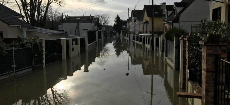 Inondations: l'Etat indemnise 16 premières familles