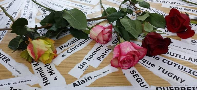 De Cristina, 6 semaines, à Sylvie, 62 ans: les morts dans la rue du 94