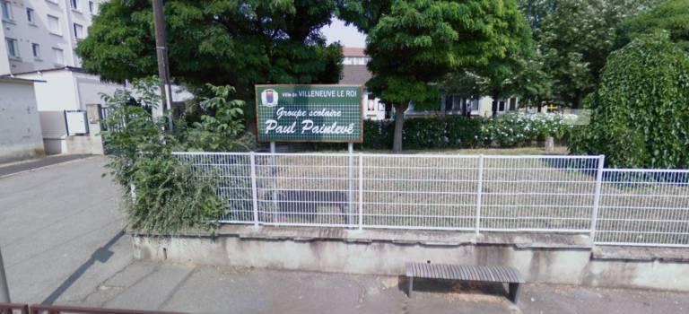 Fermeture d'une école à Villeneuve-le-Roi pour cause d'amiante