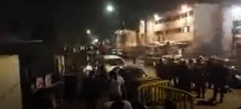 14 personnes interpellées suite à l'agression de policiers au nouvel an à Champigny