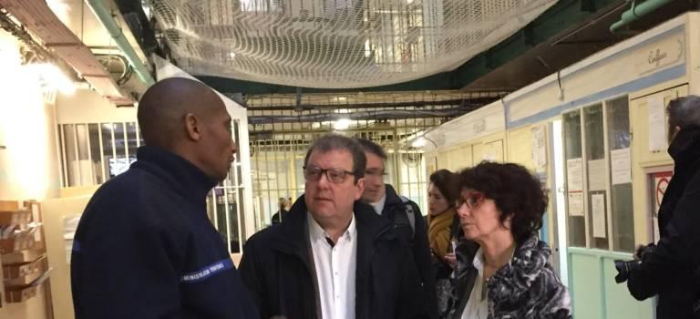 Prison de Fresnes, les sénateurs demandent un plan d'urgence