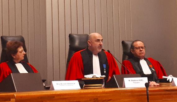Le tribunal de Créteil toujours gonflé à bloc