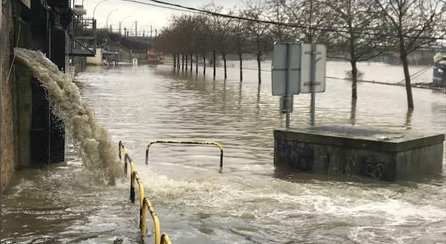 Inondations: le Val-de-Marne passe en vigilance orange