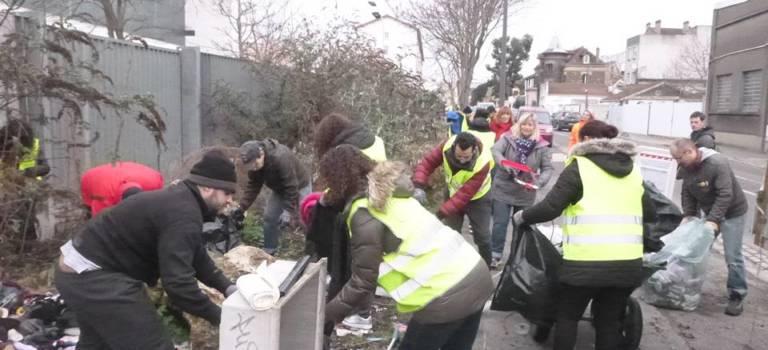 Au-delà de la récup : débat sur le World Cleanup day
