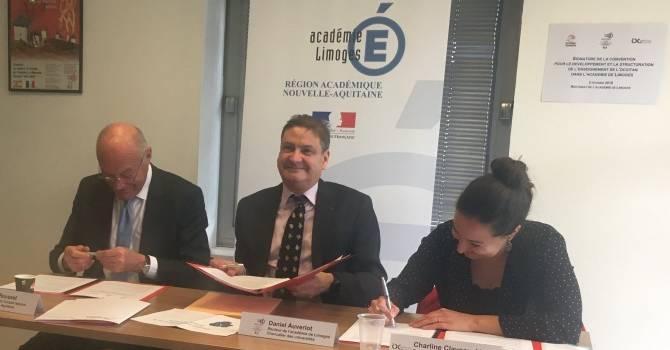 Daniel Auverlot nommé recteur de l'Académie de Créteil