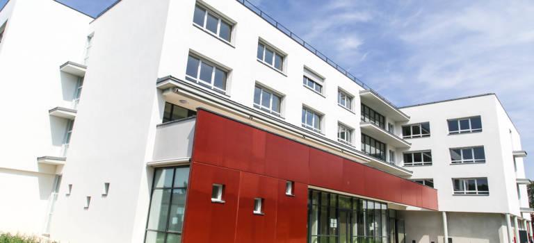 La Cristolienne, une nouvelle maison de retraite à Créteil