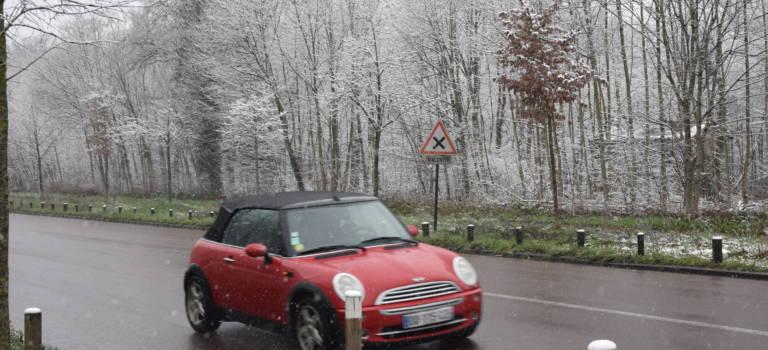 Viligilance orange: la neige revient en Val-de-Marne