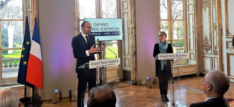Le Grand Paris Express en trois temps: 2024/2027/2030