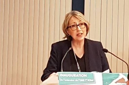 Légion d'honneur pour l'ancienne ministre et députée Marie-Anne Montchamp