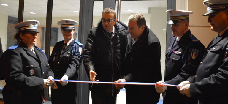 Nouveaux locaux pour la police municipale et le pôle social à Chennevières