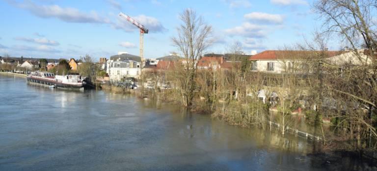 Le risque inondation du Grand Paris en débat à Nogent-sur-Marne