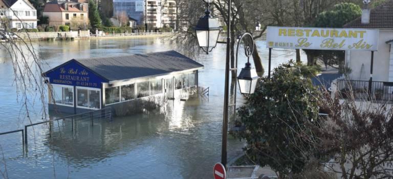 Inondations: la Métropole du Grand Paris débloque 1 millions d'euros