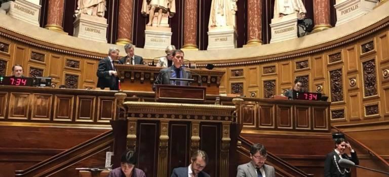 Laurent Lafon intègre la commission d'enquête anti-attentats