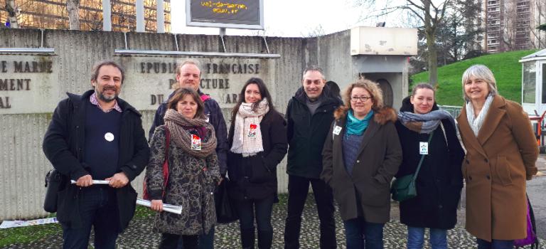 Syndicats et élus font reporter le vote de la carte scolaire en Val-de-Marne