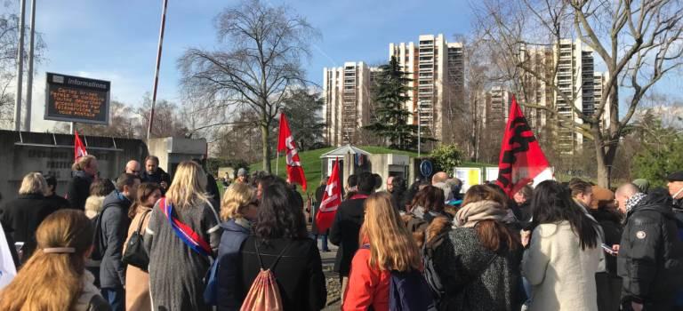 Après la grève du 5 décembre: manifestation le 6 en Val-de-Marne