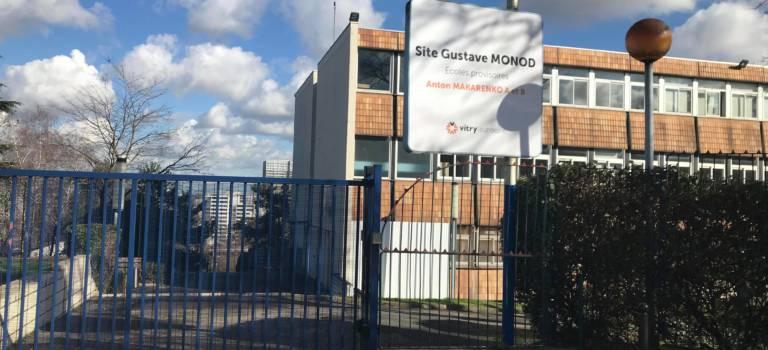 A Vitry-sur-Seine, l'ancien collège Monod va accueillir des réfugiés