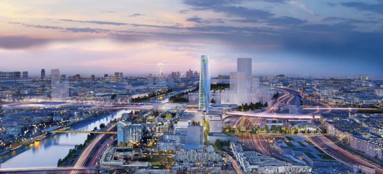 Charenton-Bercy: l'offre de transport doit suivre plaide Hervé Gicquel