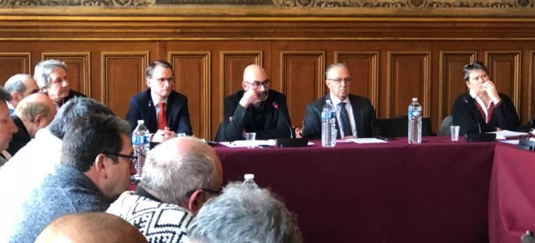 Réorganisation de la police : le ton monte entre les maires et l'Etat