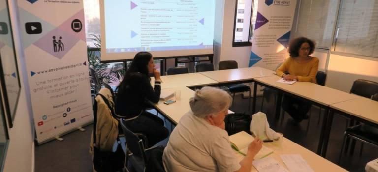 Savoir Être Aidant : Atelier Prévention des risques et des accidents domestiques – Santé physique et psychique