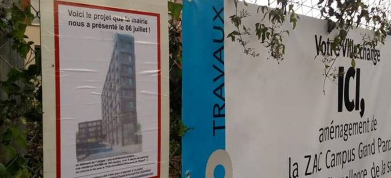 A Villejuif, les riverains attaquent le projet de foyer Adoma au tribunal