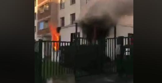 Un incendie d'appartement maîtrisé à Choisy-le-Roi