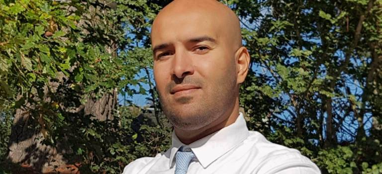 A L'Haÿ-les-Roses, El Mehdy Lemaani se lance dans les municipales 2020