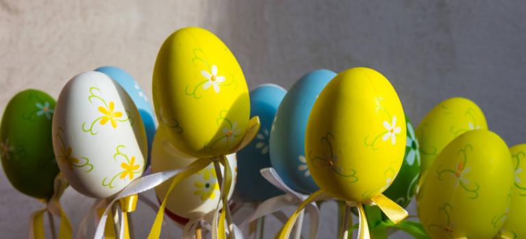 Chasse aux œufs de Pâques dans le Val de Marne