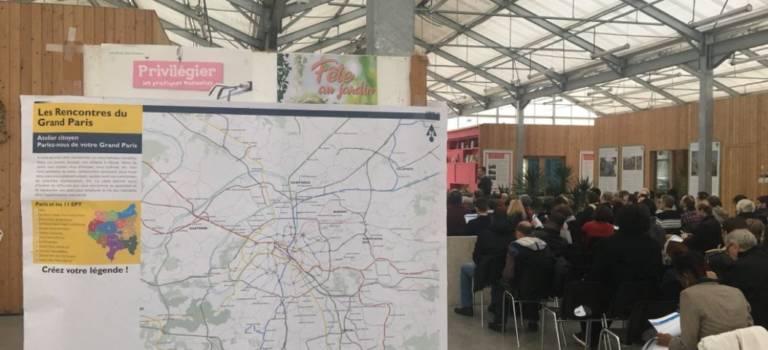 Grand Paris: militants et élus En Marche poussent à la réforme