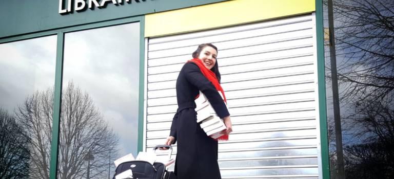 Les mots retrouvés:  une nouvelle librairie à Vitry-sur-Seine