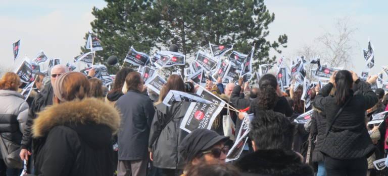 Prison à Limeil ou Choisy: la garde des Sceaux répond au député Carvounas