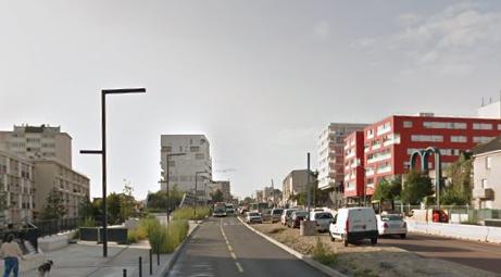 Un vol à l'arraché frôle le drame sur l'avenue Rouget de Lisle