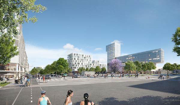 Promesse de vente sur 850 logements aux Ardoines de Vitry-sur-Seine