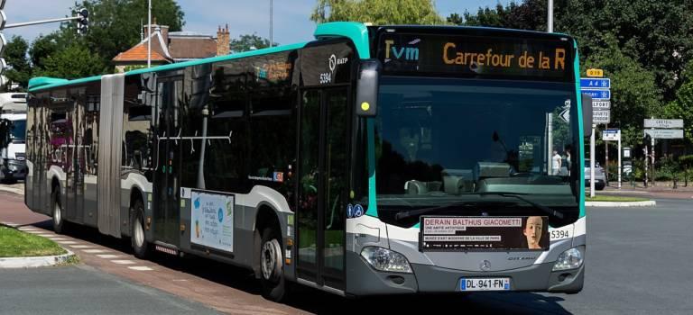 Coronavirus: un agent du dépôt de bus RATP de Thiais détecté positif